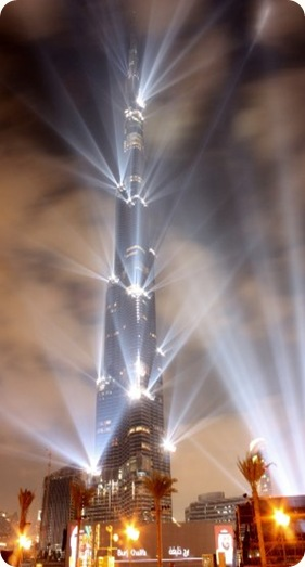 Burj Dubai aka Burj Khalifa – The Record Breaking Tallest Building of the World