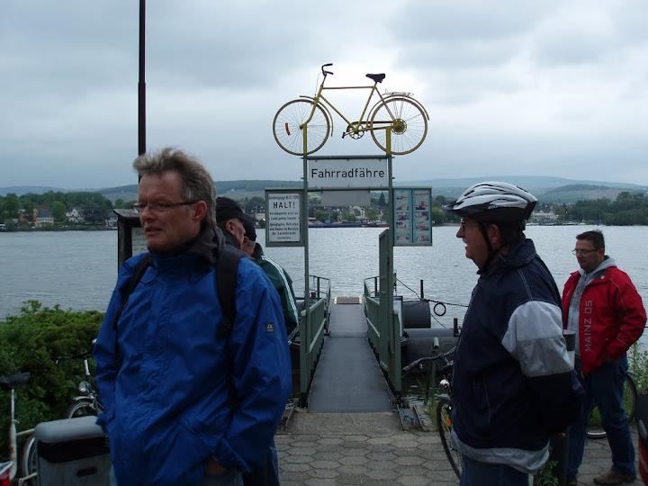 Fahrradfähre Budenheim