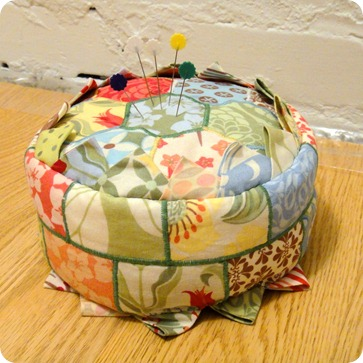 My Prairie Flower Pincushion