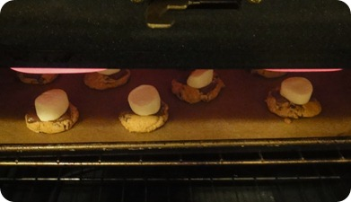 Broiling Cookies!
