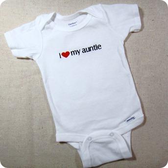 I <3 My Auntie