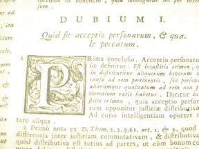 Ejemplo de tipografía.