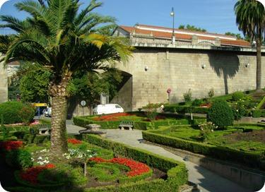 Praça das Burgas