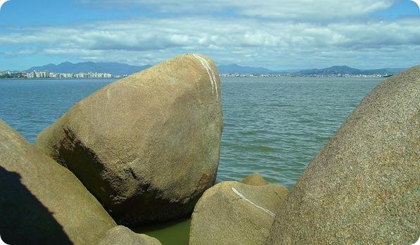 Rochas da Praia do Cacupé