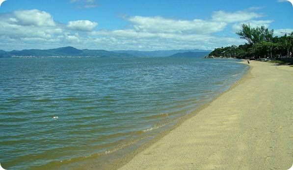 Praia de Cacupé