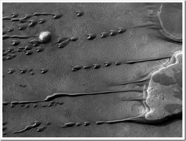 Dunas em Marte - APOD