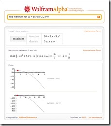 Wolfram-Alpha_maximum
