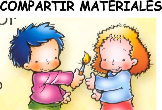 Normas en el colegio laminas para pintar - Laminas para salon ...