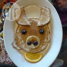 Animal Pancakes for Kids