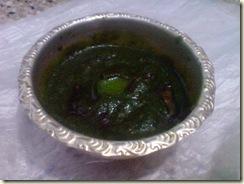 CHUTNEY -PANI PURI