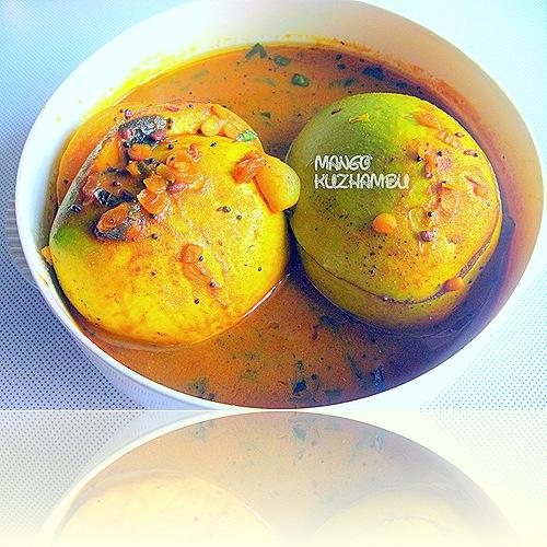 Mango kuzhambu