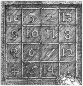 durer magic square