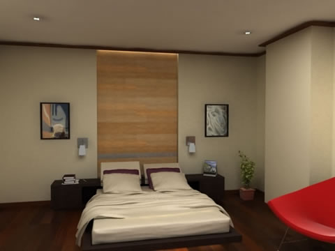Modern Apartment Interiors Home Design Interior