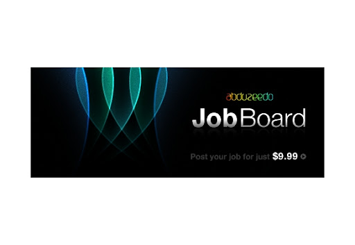 Create Job Board banner in Fireworks