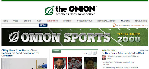 The Onion - Watch Tourists guides Online