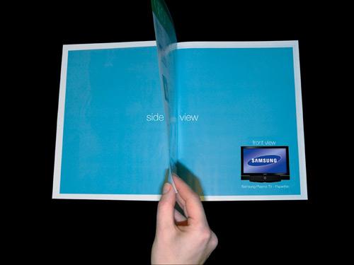 Samsung Plasma TV Ads