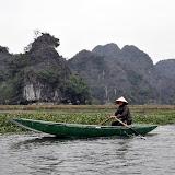 Ninh Binh - Site de Tam Coc