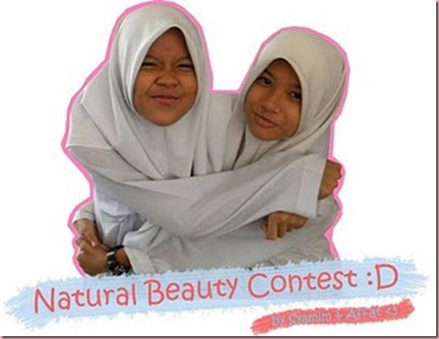 natural beauty contest