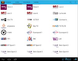 Screenshot of France TV Online