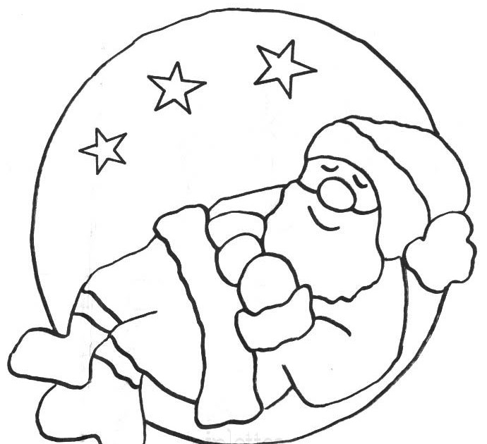 Dibujos para colorear navide os cosas para ni os - Dibujos navidenos para ninos ...