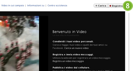 Come caricare un video su Facebook