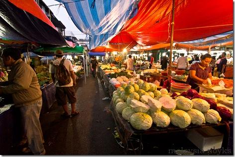Satok market, kuching 14