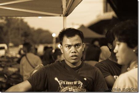 Satok market, kuching 36