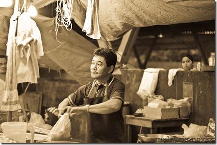 Satok market, kuching 35