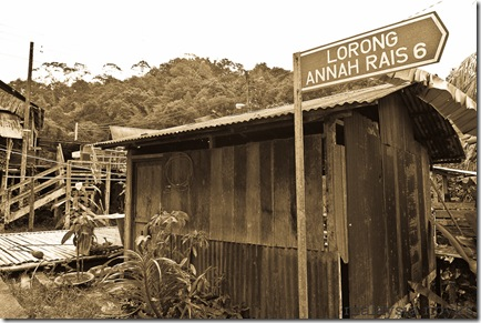 Annah Rais Longhouse 33