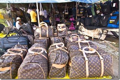 Serikin Market, Sarawak 7