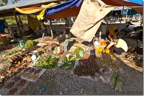 Serikin Market, Sarawak 38