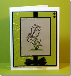 bleach lilies