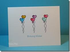STVSC4 birthday balloons