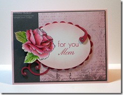 CC215 rose for mom