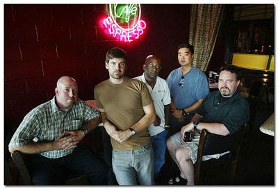 Third Floor Crew 12 Sept 2004