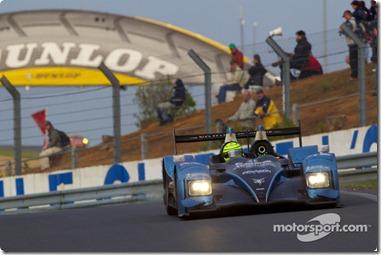 04-11.06.2010 Le Mans, France, #42 Strakka Racing HPD ARX.01: Nick Leventis, Danny Watts, Jonny Kane