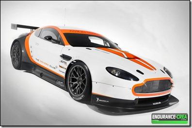 Aston Vantage Jota