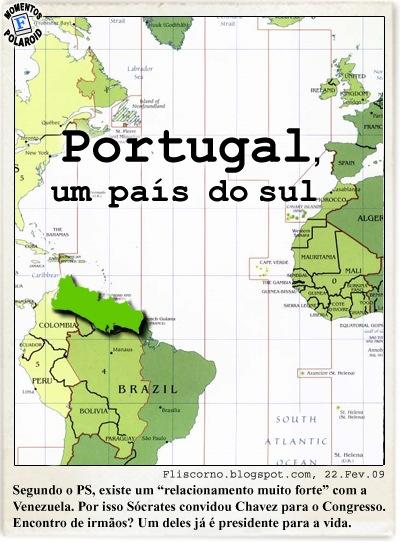 Momentos Polaroid - Portugal um pais do sul