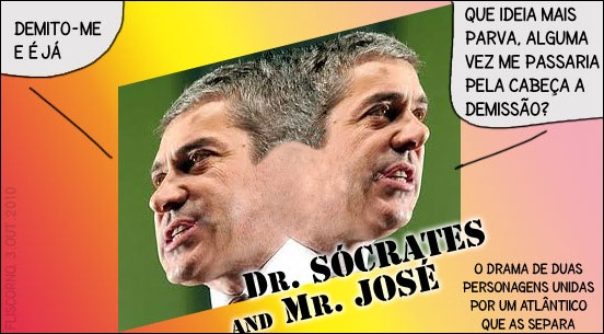 Dr. Sócrates and Mr. José