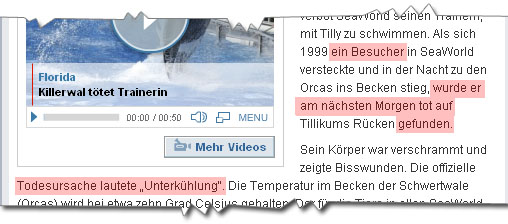 Todesursache Unterkühlung - welt.de