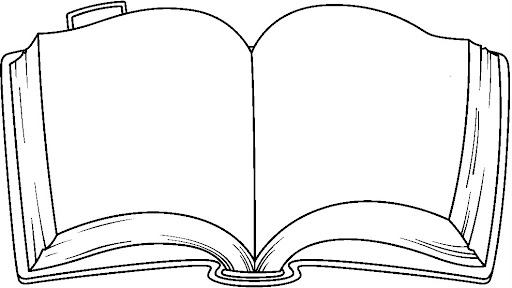 yjipveg: clip art book open