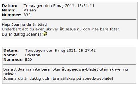 speeedwaybladet