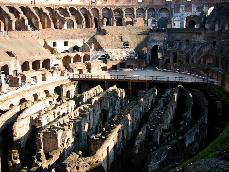 Obiective Turistice Roma - Colosseum