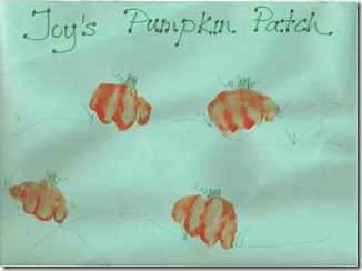 Joy's Pumpkin Patch 001