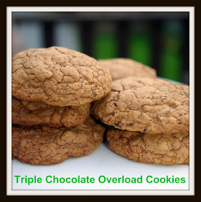 Within the Kitchen: Chocolate Overload Cookies!