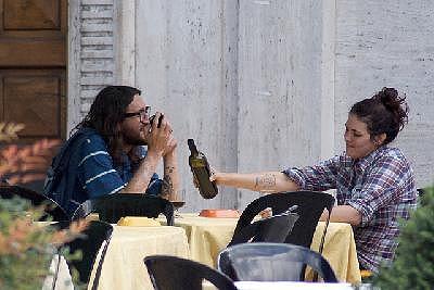 John Frusciante News: John Frusciante in Italy Setember 2010