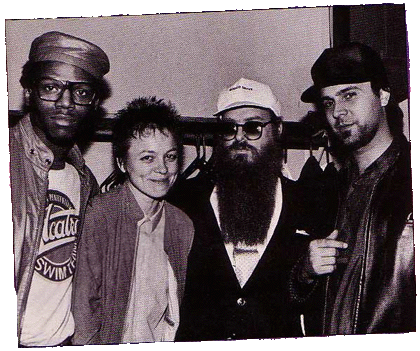 Star Hits - Grandmixer DST, Laurie Anderson, Billy Gibbons, and Bill Laswell