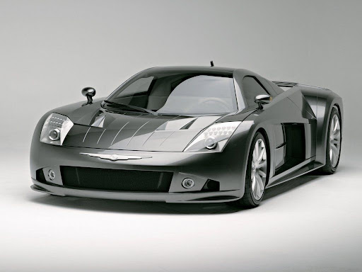 Chrysler ME Four-Twelve Concept Awesome view