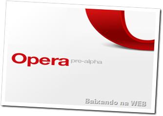 Opera Alpha 10.6