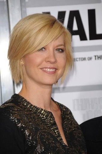 boys short hairstyles. Jenna Elfman Short Hairstyles